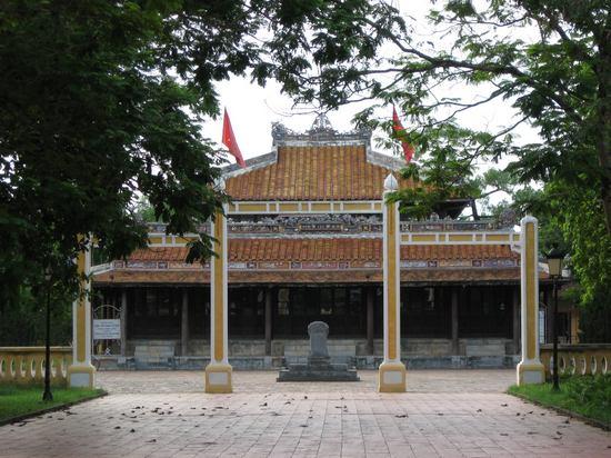 Quốc Tử Giám Huế- trường đại học đầu tiên và duy nhất thời Nguyễn