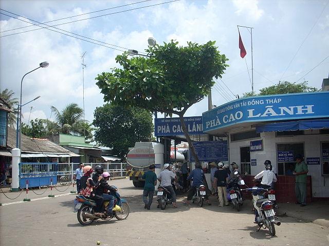 Cao Lanh (Dong Thap) Vietnam  city images : Vietnam Landmarks TP. Cao Lãnh Đồng Tháp,Việt Nam