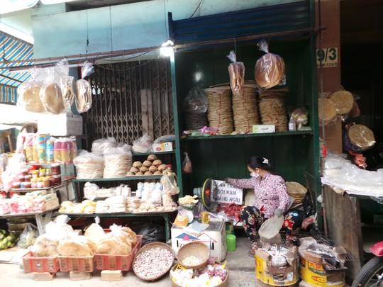 Kết quả hình ảnh cho Chợ Bà Hoa (Quận Tân Bình)