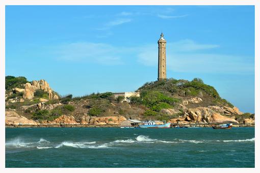 Khám phá ngọn hải đăng Kê Gà Bình Thuận, ngọn đèn cổ nhất Đông Nam Á
