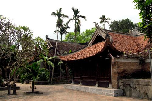 Chiêm ngưỡng kiến trúc bề thế của chùa Vĩnh Nghiêm